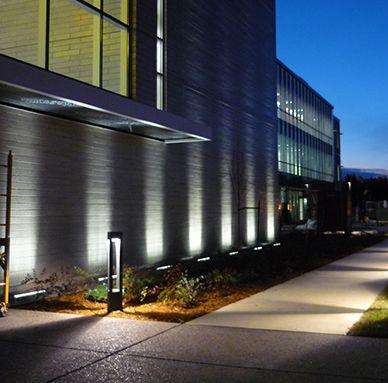 Best 24 exterior lighting ideas on pinterest exterior for Outdoor lighting concepts