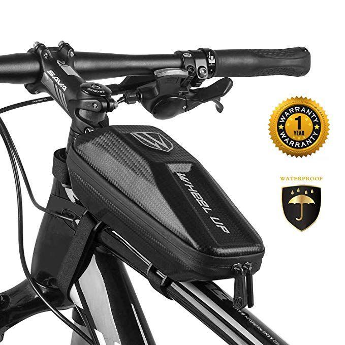 Live4cool Bike Bag Top Tube Waterproof Bike Bag Anti Tear