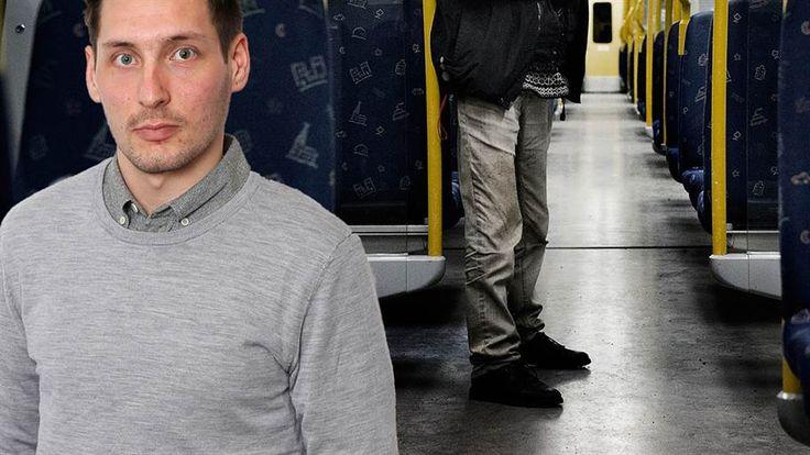 Utanför Sveriges gränser är det helt otänkbart att använda tunnelbanan som badrum. Här verkar vi ha glömt betydelsen av vardagligt hyfs.