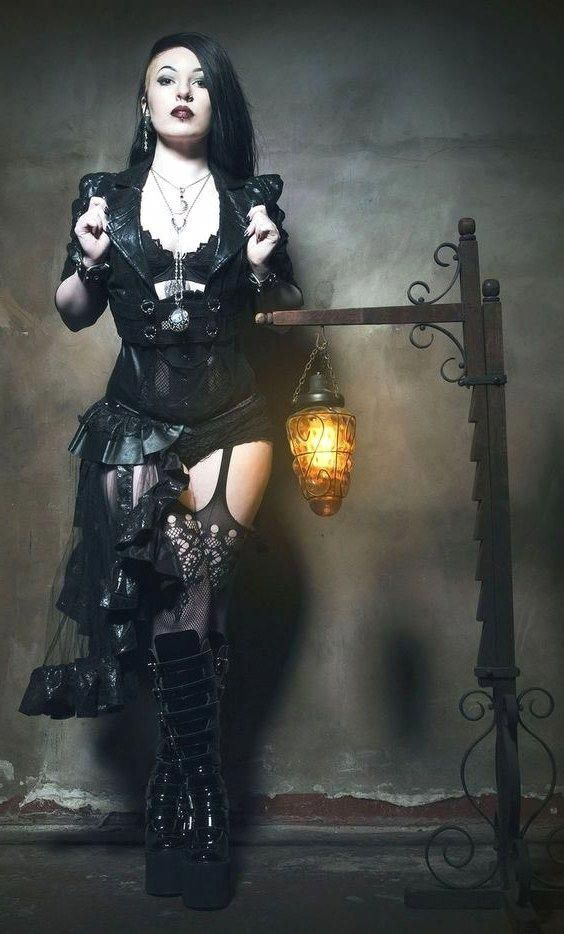 Gothic Fashion. For Those Individuals Who Get Pleasure