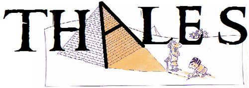 La carte mentale sur le théorème de Thalès en 3ème