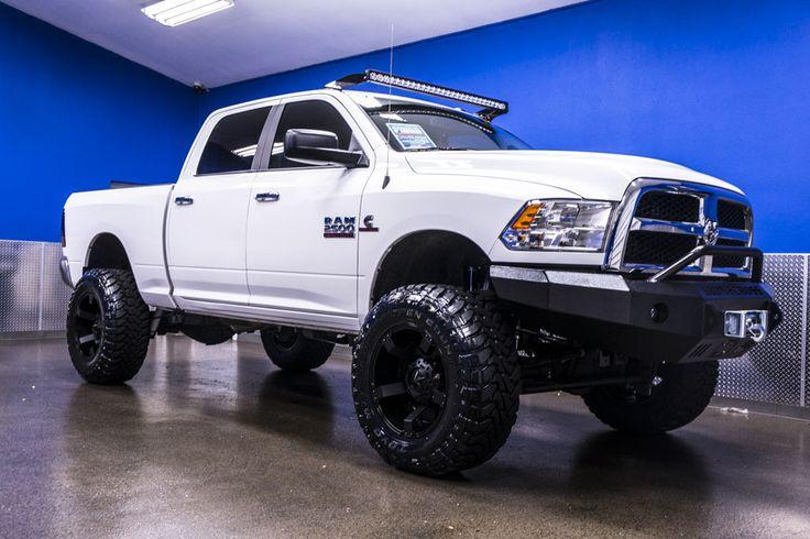 2014 dodge ram 2500 slt 4x4 for sale northwest motorsport custom trucks lifted pickup. Black Bedroom Furniture Sets. Home Design Ideas