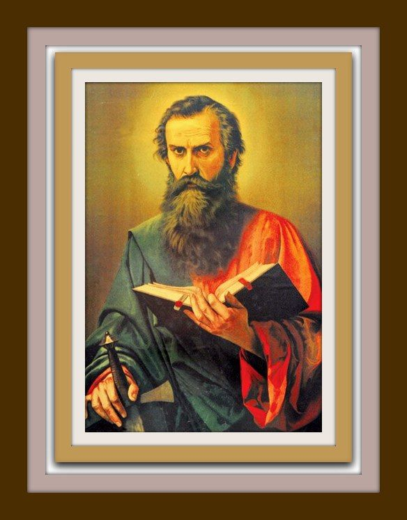 São Paulo Apóstolo - Santos e Santas da Igreja Católica Apostólica (1º módulo)