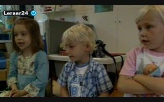 In groep 1-2 leren de kinderen de dagen van de week en het weer in het Engels uit te spreken. Dit kan een dagelijkse activiteit worden in de kring.