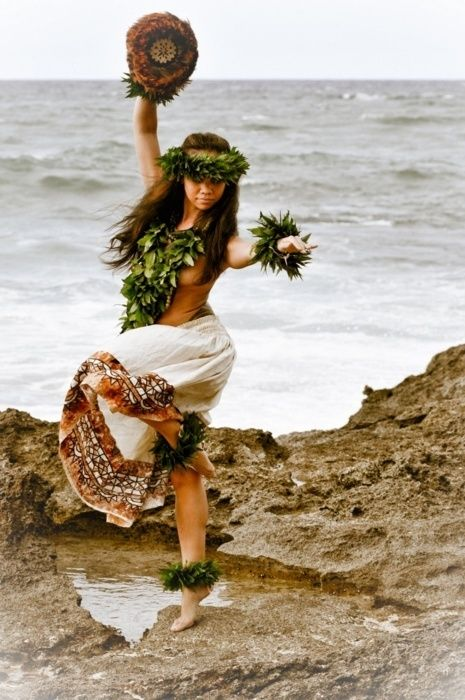 Hula dance, hawaiano