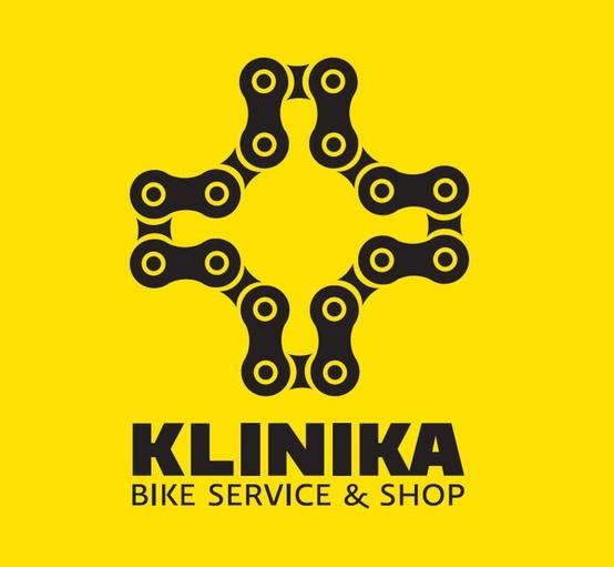 Klinika bike service & shop #logo