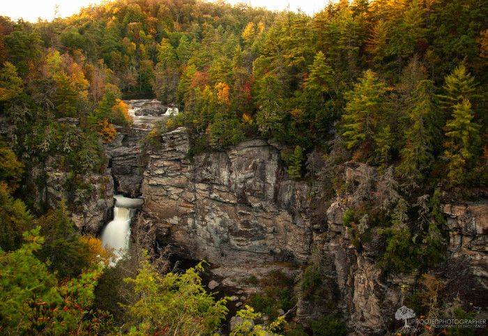 1. Linville Falls, Erwin's View. 11 Incredible Hikes In Under 5 Miles Everyone In North Carolina Should Take
