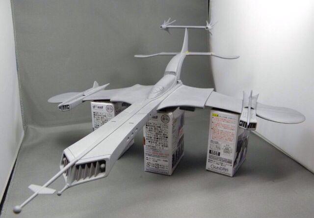 UltraMan Taro - aircraft design..