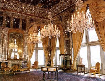 Iran's Golestan Palace Granted World Heritage Status