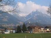Ferienwohnung Fischen i. Allgäu: Urlaub im Allgäu, FeWo Oberstdorf/Fischen