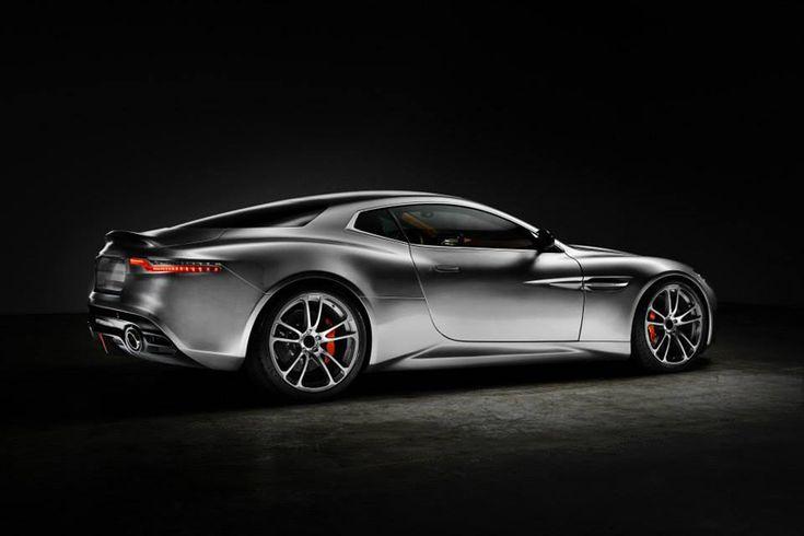 Henrik Fisker's Customized Aston Martin V12 Vanquish Is A Thing Of Beauty