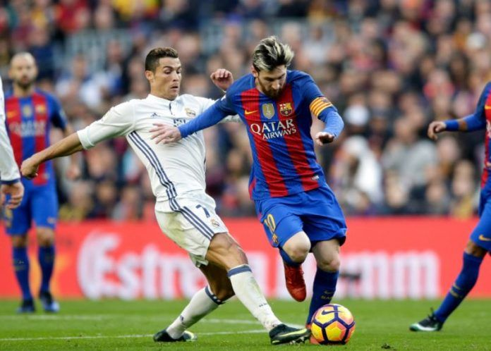 Ver partido Barcelona vs Real Madrid en vivo 23 diciembre 2017 el Clásico Español - Ver partido Barcelona vs Real Madrid en vivo 23 de diciembre del 2017 por la LaLiga Santander. Resultados horarios canales de tv que transmiten en tu país.