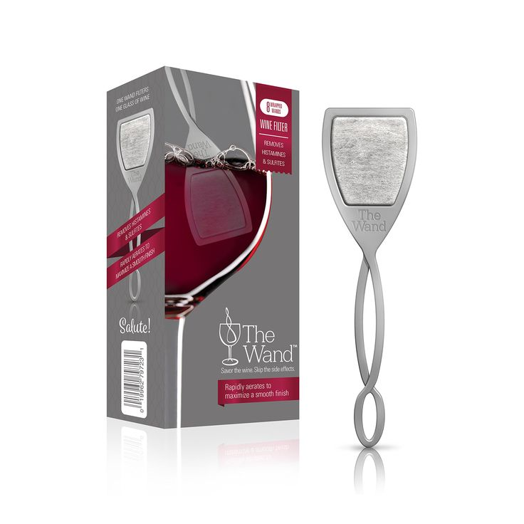 The Wand Wine Filter 8-pack (8)