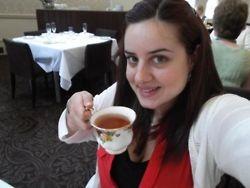 QVB High Tea - Jessica