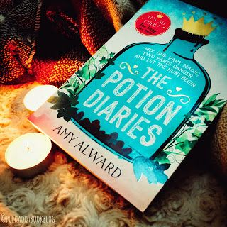 Polkadot's Book Blog: Review: The Potion Diaries - Amy Alward