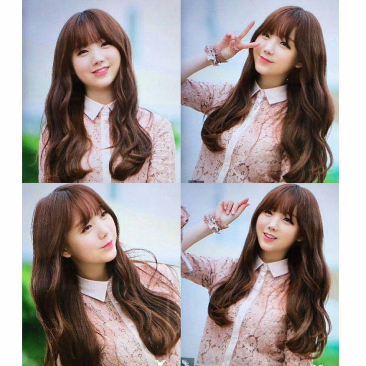 [HQ] 160430 #러블리즈 #Lovelyz #Kei at Music Core Mini Fanmeeting - Kei really look…