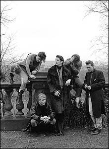 """I know I know I know this much is TRUE"". Spandau Ballet"