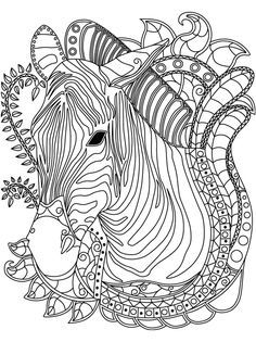 443 Best Coloring Horses Images On Pinterest