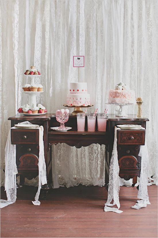 Shortcake Bridal Shower