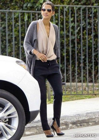 Halle Berry - Look 2 http://www.hiphunters.com/magazine/2014/04/30/style-crush-halle-berry/