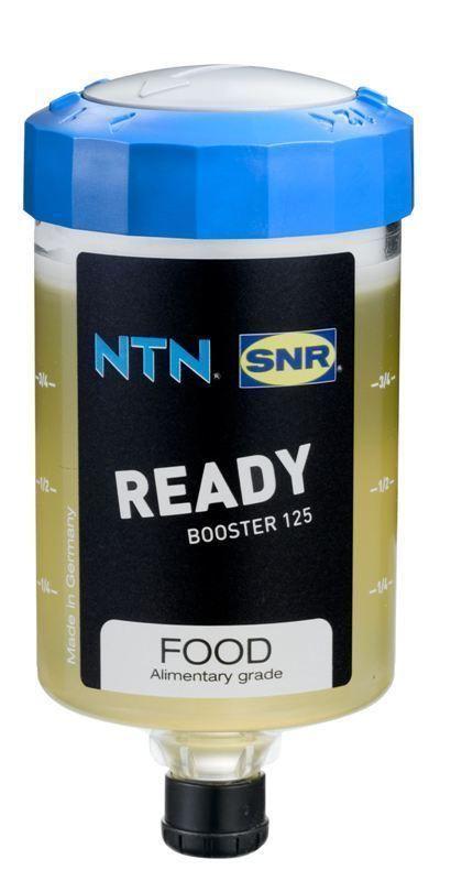 Single Line Lubricator LUBER READY FOOD, NTN-SNR (for food industry)
