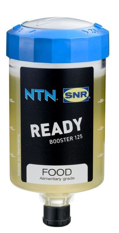 Single Line Lubricator LUBER READY FOOD, NTN-SNR (for food industry)
