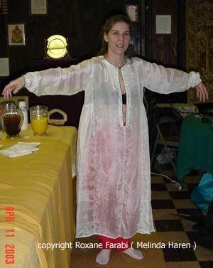 Female Pirahan tutorial ottoman turkish steampunk undershirt tunic
