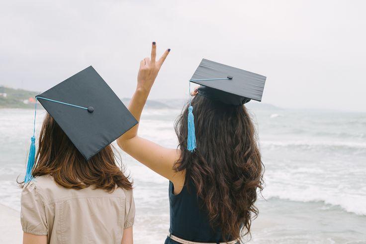 Ceyda + Dilara Graduation    Mezuniyet Çekimi Bahçeşehir University