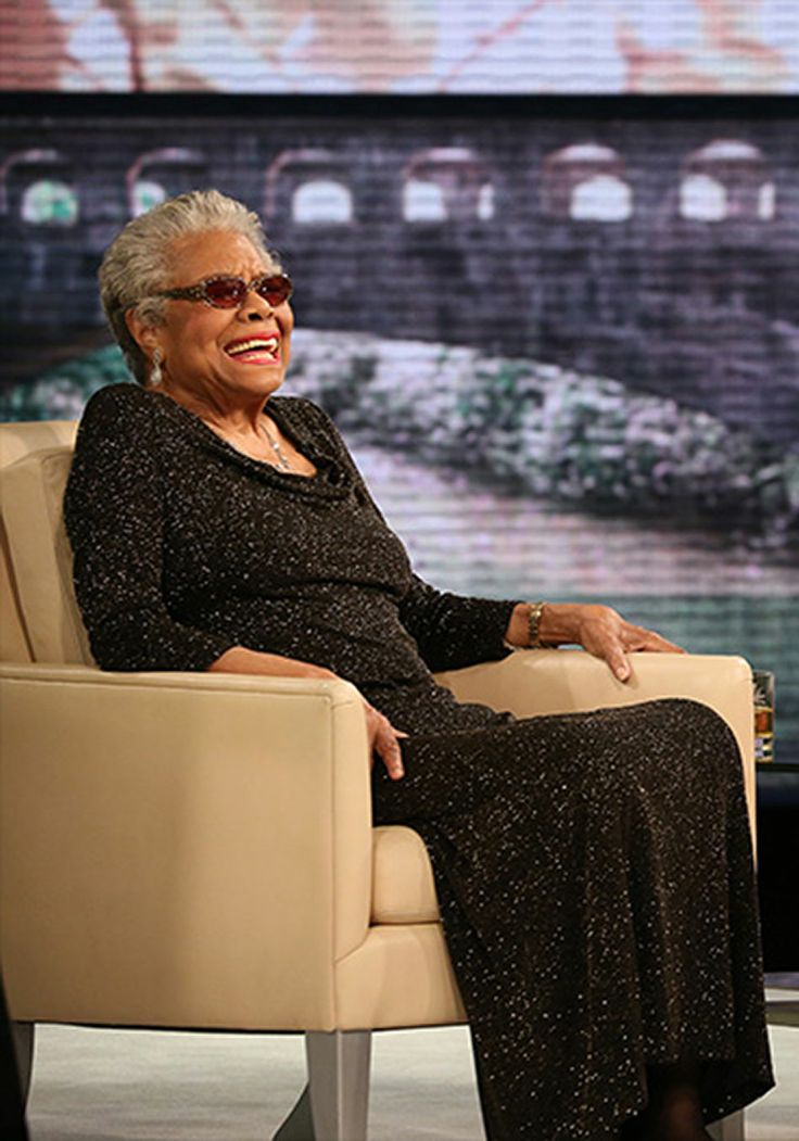 Soul to Soul with Dr. Maya Angelou, Part 1