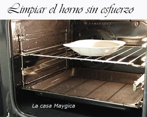 las 25 mejores ideas sobre limpiar horno en pinterest