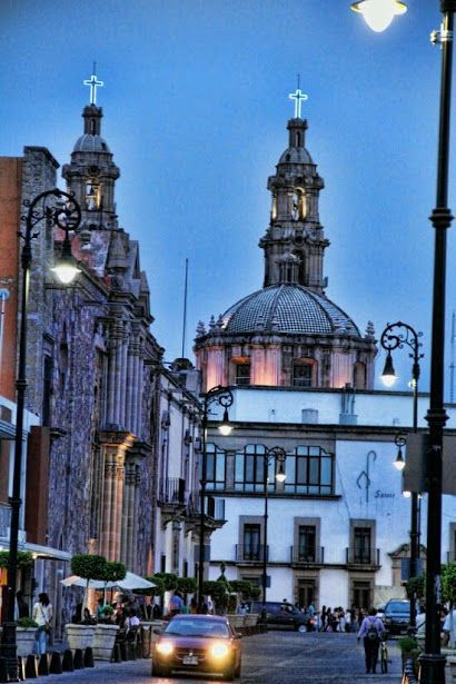 Centro Histórico de #Aguascalientes, #México. Eliza Bracho Aguascalientes Historic Downtown, Mexico Tour By Mexico - Google+