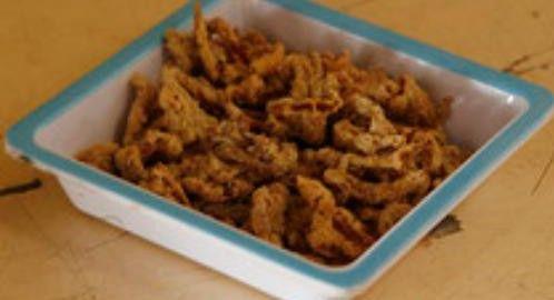 resep membuat jamur tiram crispy