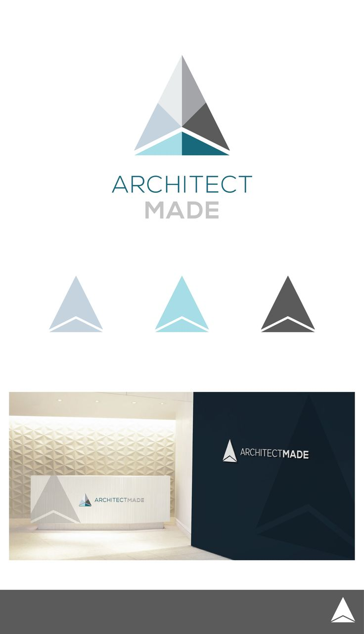 Logo for Architect Made by Lucia Sancho http://jrstudioweb.com/diseno-grafico/diseno-de-logotipos/
