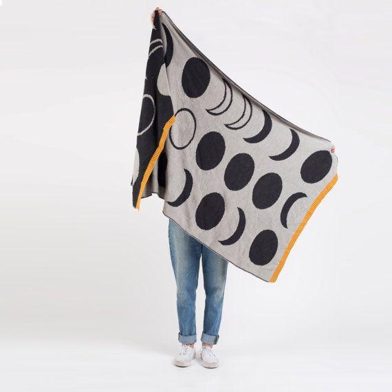 Moon Blanket Ganymede Wool & Alpaca