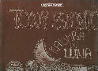 """MEDUSABOY: Tony Esposito - Kalimba de luna (12"""" Inch Mix Germ..."""