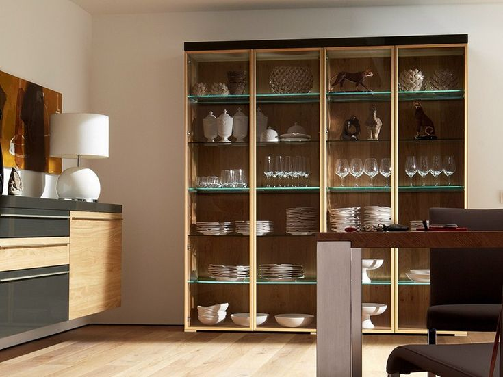Шкаф витрина для посуды в гостиную - Encado II - http://mebelnews.com/shkaf-vitrina-dlya-posudy-v-gostinuyu-encado-ii