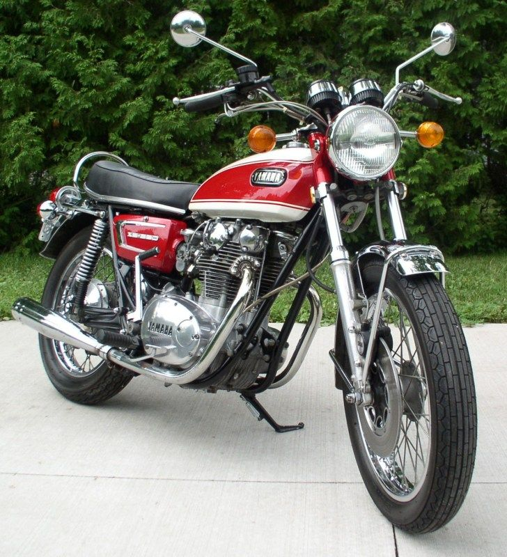 14 best images about yamaha xs2 650 on pinterest bikes