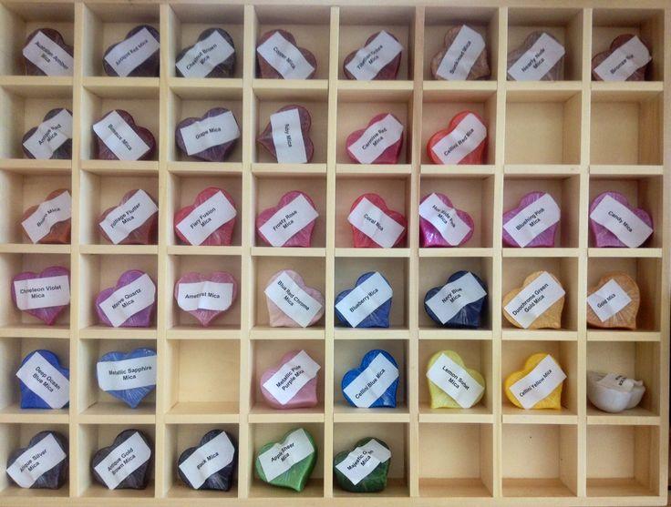Δείγματα χρωμάτων ΙΙ
