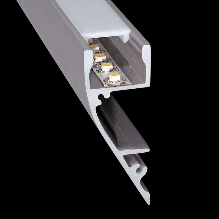 Ideal Aluminiumprofil S Line Wall LED Leuchten LED Lights PROLED MBNLED