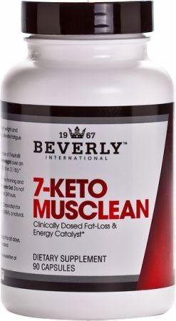 7-Keto DHEA Musclean by Beverly International