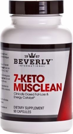 7-Keto DHEA Musclean by Beverly International