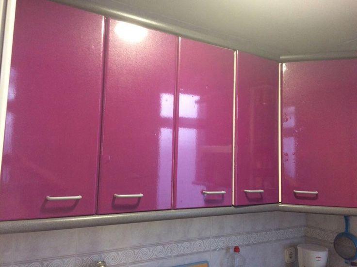 Amazon.es:Opiniones de clientes: Hot Mueble de Cocina de Primera Calidad Engomada del PVC Auto Rollos de Papel Pintado Adhesivo para Muebles / Cocina / Baño 0.61 * 5M Pegatinas Hoja de Guarnición / Puerta del Armario de pared de Papel, Blanco