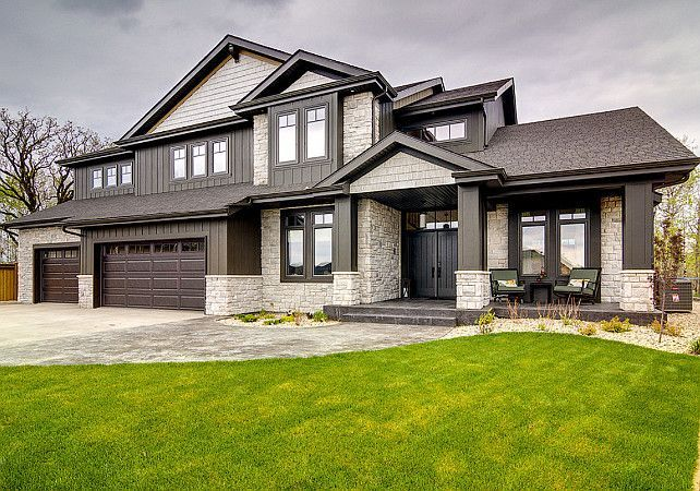 The Best Exterior Paint Colors To Please Your Eyes: Best 25+ Modern Home Exteriors Ideas On Pinterest