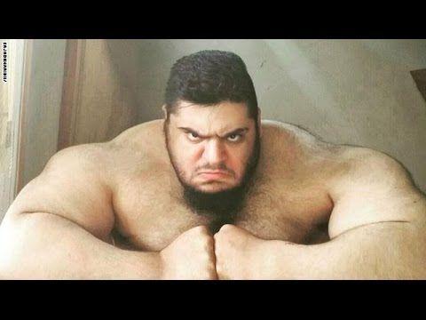Meet the Iranian 'Hulk'