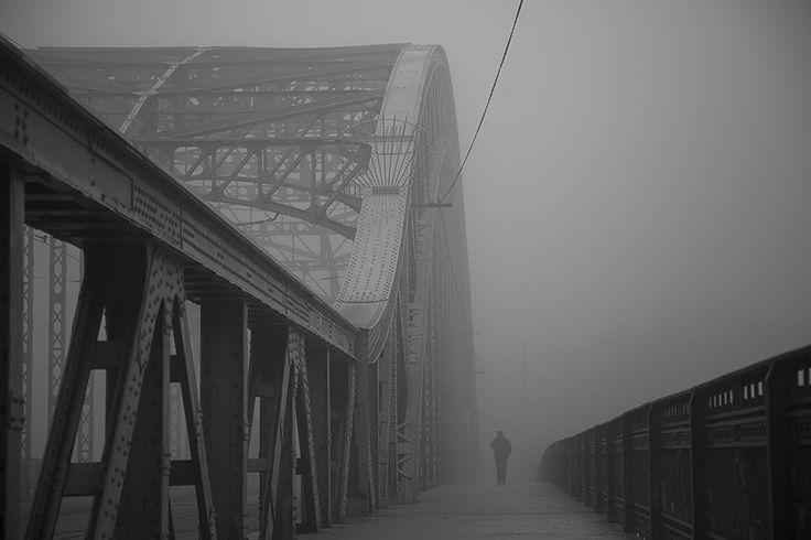 Cisza we mgle | zoom | digart.pl