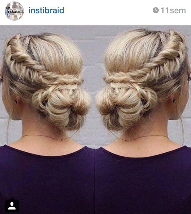 Queen braid