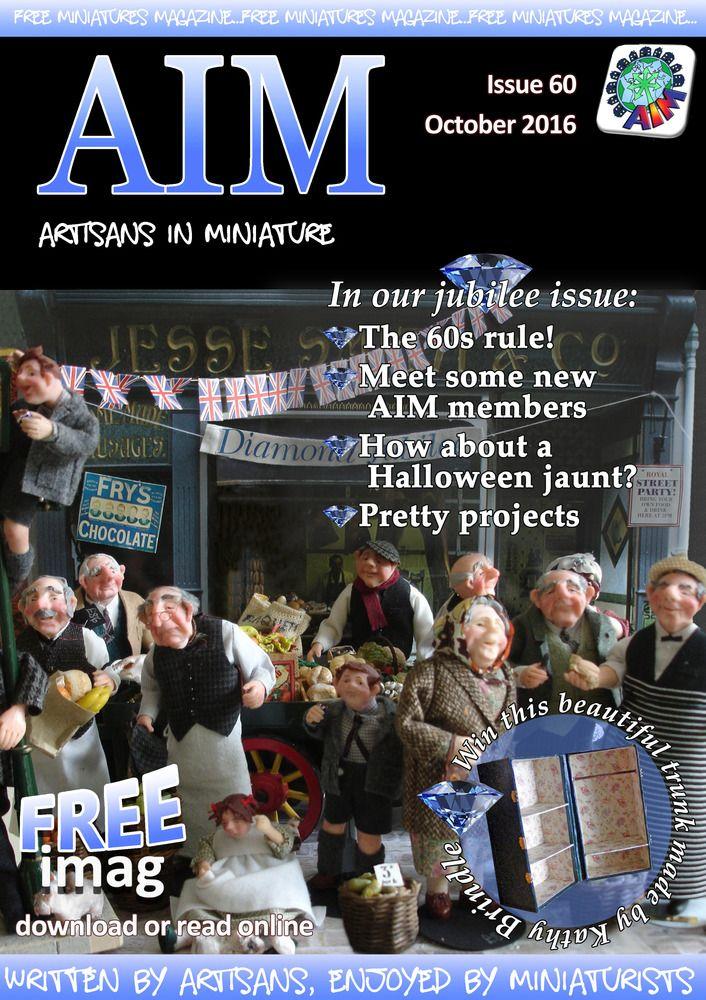189 best Miniature magazine images on Pinterest | Dollhouse ...