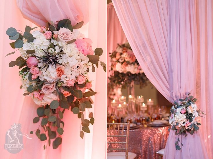 the Flower Factory beautiful wedding florals