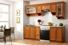Kuchyně KAROLA 240 komplet dub