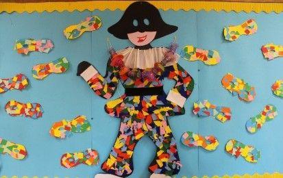 Lavoretti di Carnevale con Arlecchino per bambini [FOTO] - I lavoretti di Carnevale con Arlecchino per bambini sono davvero tantissimi! Arlecchino è sicuramente tra le maschere più conosciute e amate dai bambini!
